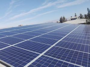 پخش نیروگاه خورشیدی 10 مگاواتی