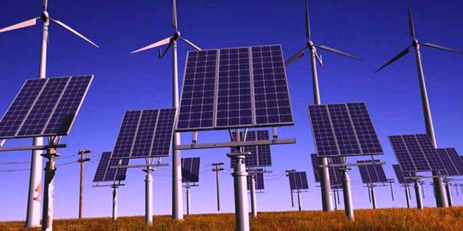 باتری نیروگاه خورشیدی