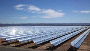 نیروگاه خورشیدی جدید در ایران
