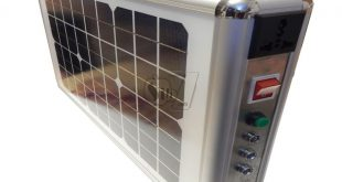 پنل خورشیدی سیار