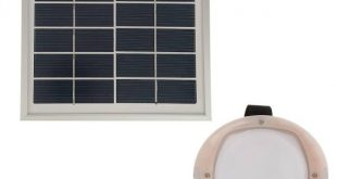 چراغ خورشیدی خانگی