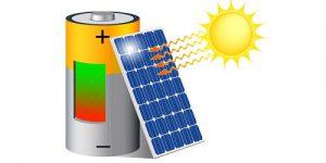 قیمت انواع باتری خورشیدی
